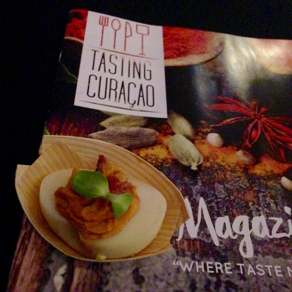 Tasting Curacao ta lansa su promérevista