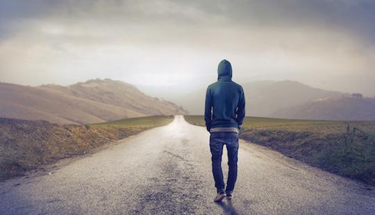 walking-down-an-open-road