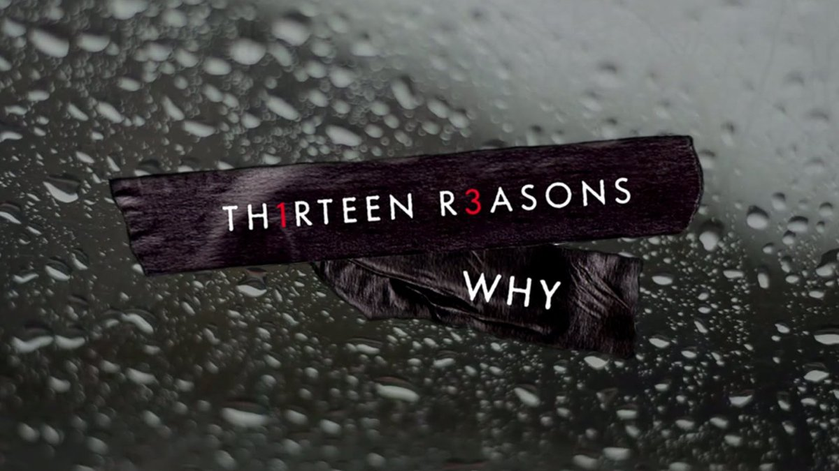 13 Reasons you should..?